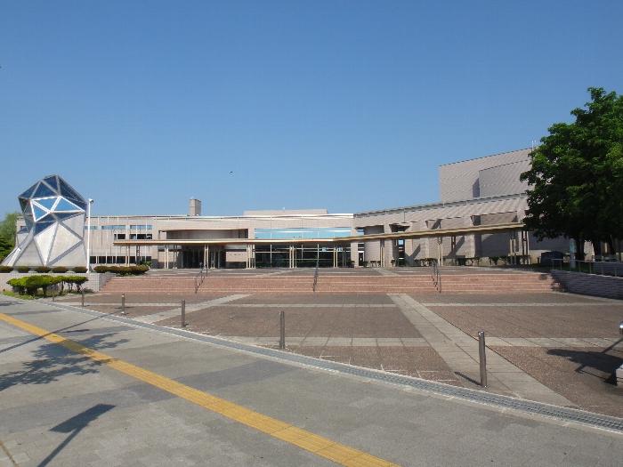 旭川市博物館の写真