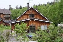 大雪山山荘の外観写真