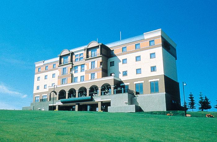 富良野ホップスホテルの写真