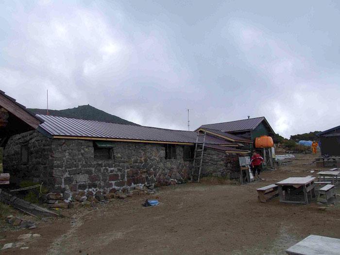 黒岳石室の写真