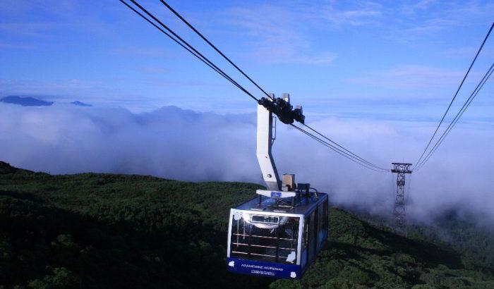 旭岳ロープウェイの写真1