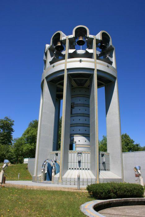 大雪展望台(エスポワールの鐘)